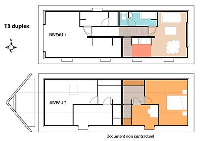 loc appart net guengat aux portes de quimper. Black Bedroom Furniture Sets. Home Design Ideas
